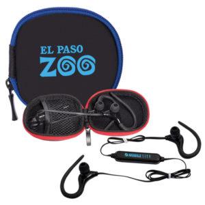 Custom-branded Bluetooth Earbuds