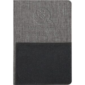 Eco-Friendly Hardcover Notebook