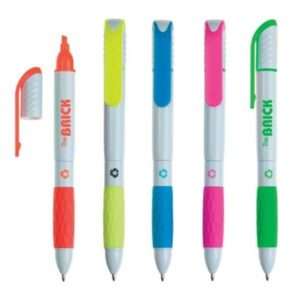 Eco-Friendly Highlighter Pens