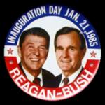 Reagan-Bush 1985
